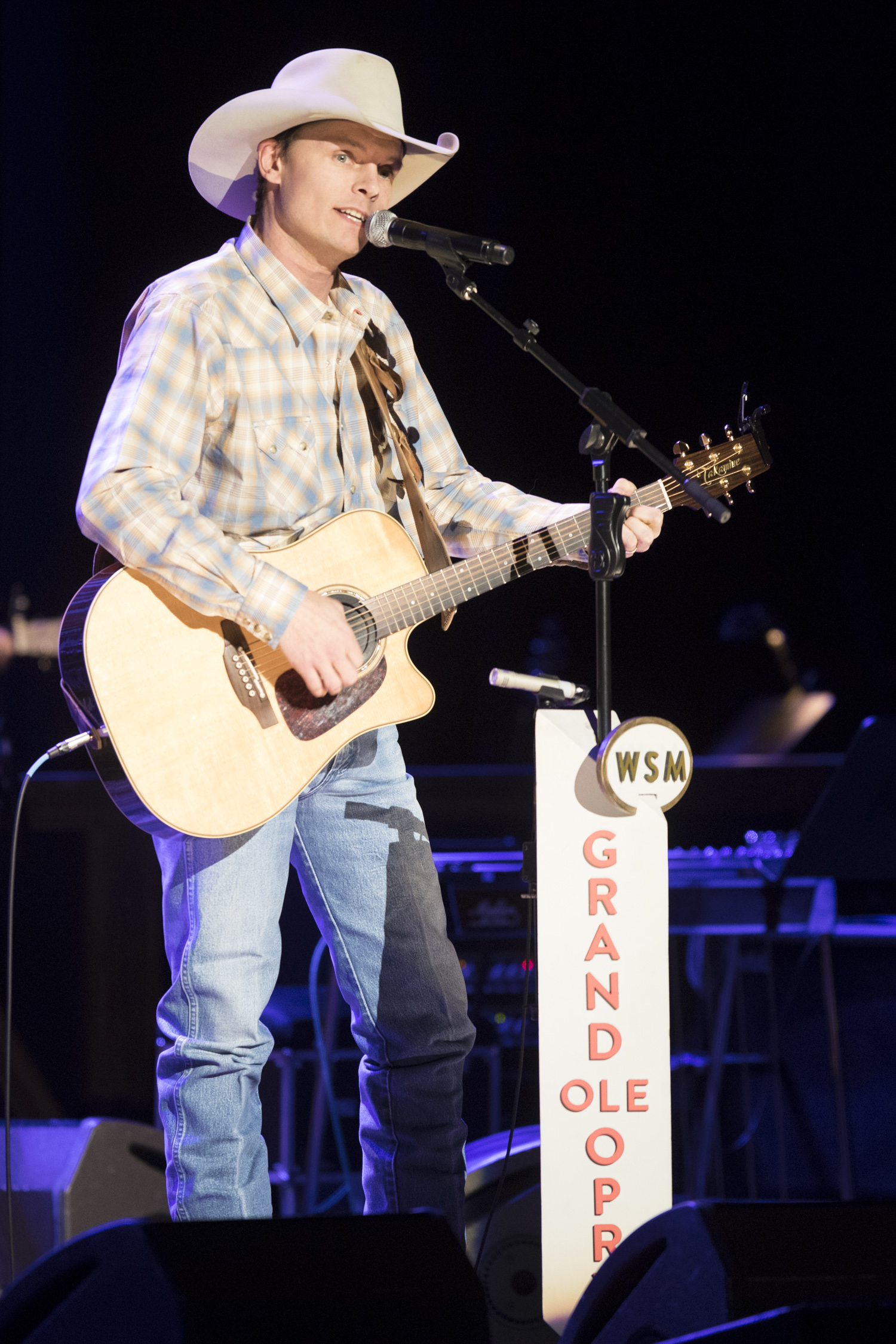 Ned LeDoux invited to make his Grand Ole Opry debut Friday night-Ned LeDoux DEBUT by Chris Hollo