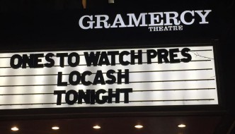 Ones To Watch – LOCASH – Gramercy Theatre