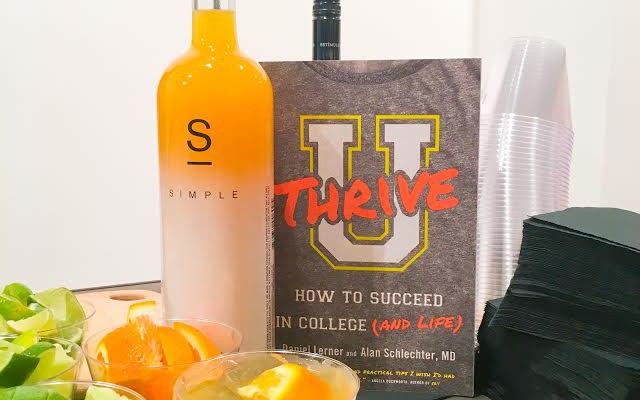 U THRIVE Book Release Party