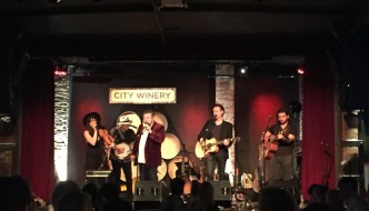 JD & The Straight Shot play City Winery